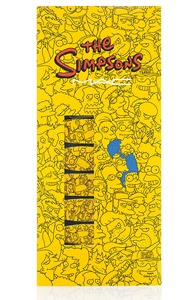 SIMPSONS-NAIL STICKERS-Marge Simpson's Cutie-cles-72