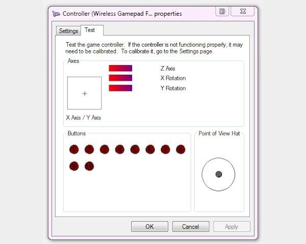 беспплатно драйвер на gamepad 2 axes