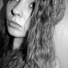Life Of The Average Teen by Hailey Elizabeth - People Portraits of Women ( model, life, teen, skatergirl )