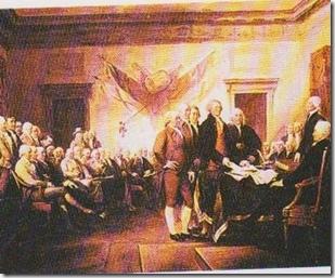 Formación del sistema político de  Estados Unidos