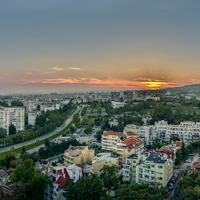 by Явор Янев - City,  Street & Park  Street Scenes