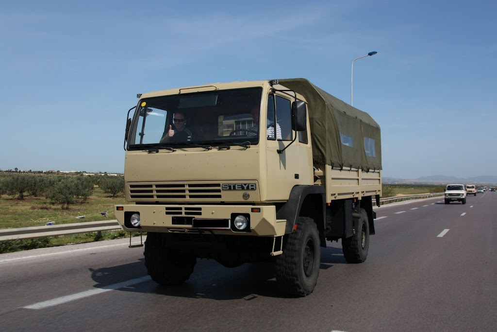 Truck I haven't seen discussed: Steyr 12M18 | Expedition Portal