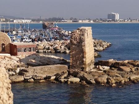 Portul Accra