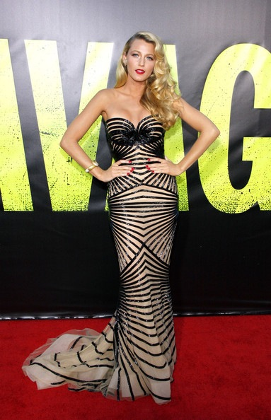Blake Lively savages-premiere