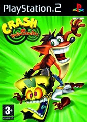 Crash Twinsanity ps2 Capa