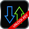Network Connections Unlock Key icon