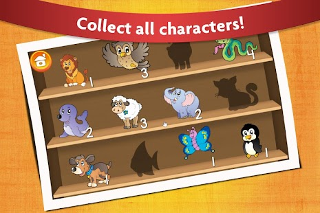 Animals Matching Game For Kids- screenshot thumbnail