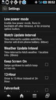 Screenshot of WatchFaces for SmartWatch2