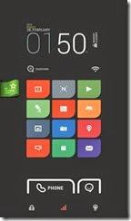 تطبيق لانشر Buzz Launcher لتغير شكل هاتفك الأندرويد | داون