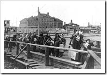 Ellis Island的移民