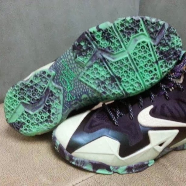 fb31edbda72 Another Look at 8220AllStar8221 LeBron 11 This time in Kids8217 sizes ...