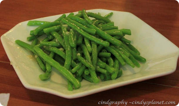 Lao Ta Kuta Fried Baby French Beans