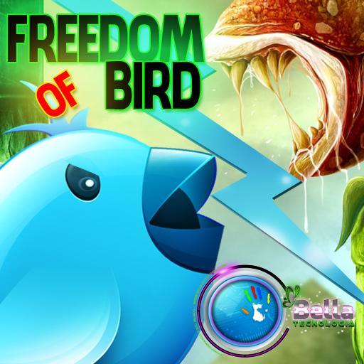 FREEDOM FOR  BIRD - GAME OVER 冒險 App LOGO-APP開箱王