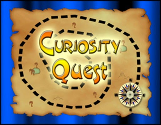 Curiosity Quest LOGO image of Map