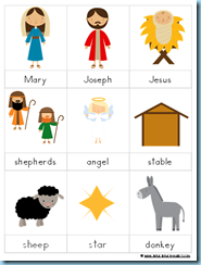 photograph relating to Printable Nativity referred to as 12 Times of Xmas ~ Cost-free Nativity Printables Current