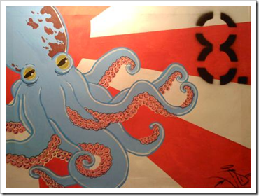 octo painting
