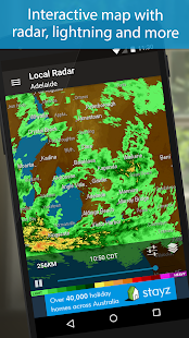 Weatherzone- screenshot thumbnail