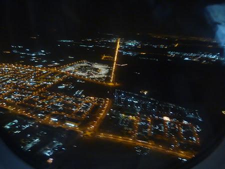 Survol Doha noaptea