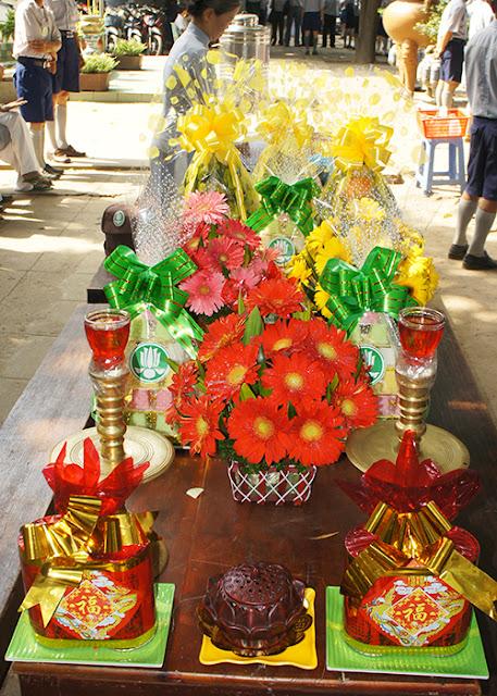 DSC06332 Lễ Hiệp kỵ   Lễ Huý Nhật Cư sĩ Sáng lập viên GĐPT Việt Nam   Tâm Minh Lê Đình Thám