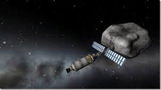 Asteroid Redirect Mission'