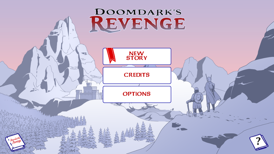 Doomdark's Revenge- screenshot