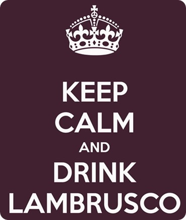 lambrusco day