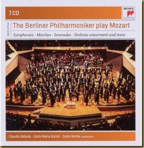Mozart 40 Giulini Berlin Sony