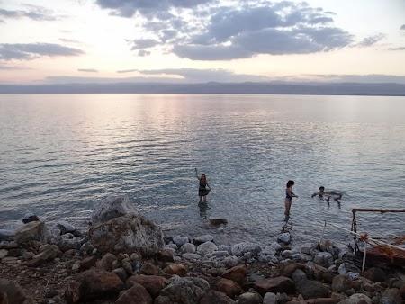 28. Baie in Marea Moarta.JPG