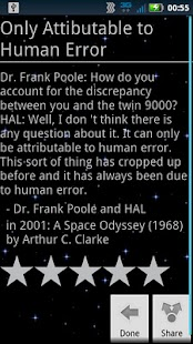 sci-fi quotes- screenshot thumbnail