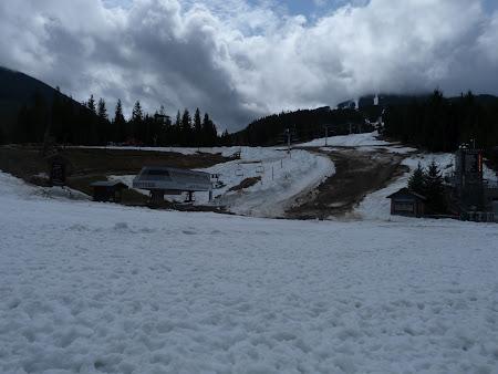 Sporturi de iarna Canada: zapada la Whistler
