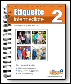 etiquette factory intermediate