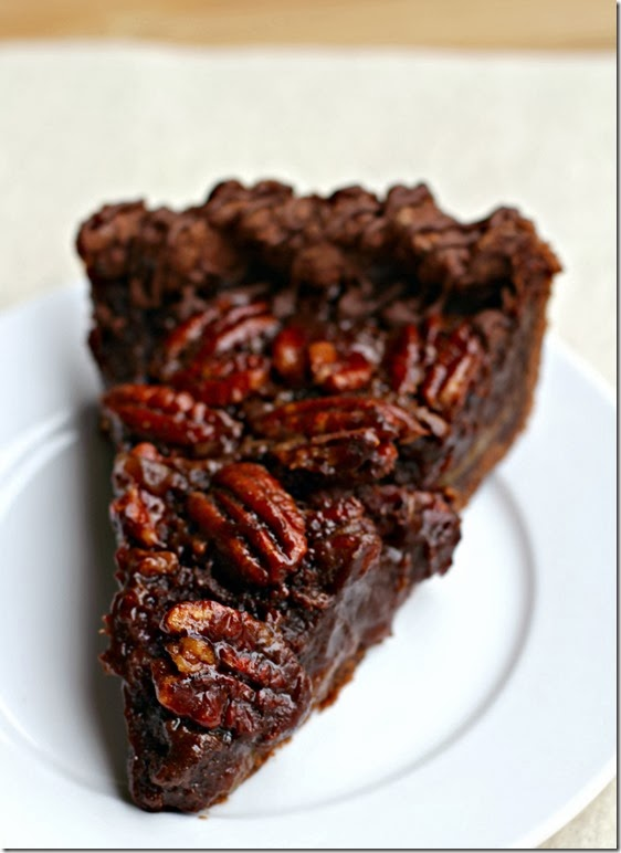 Chocolate Pecan Pie2