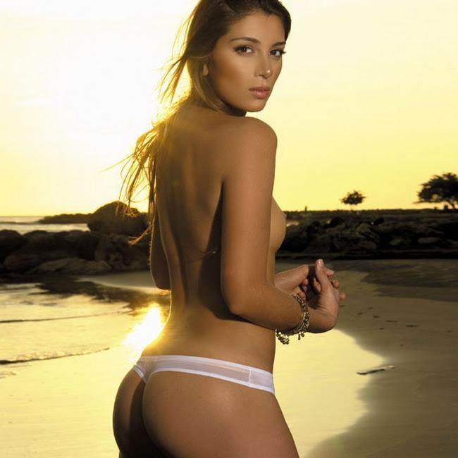 Marilyn Patiño desnuda en SoHo Foto 12