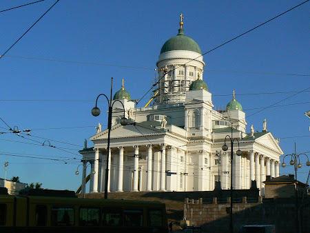Obiective turistice Helsinki: Catedrala Luterana