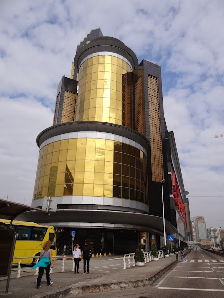 Obiective turistice Macao: Cazino Sands