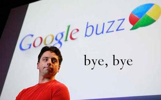 Fin de Google Buzz