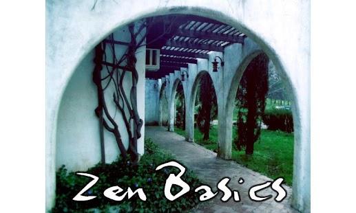 Zen Basics- screenshot thumbnail