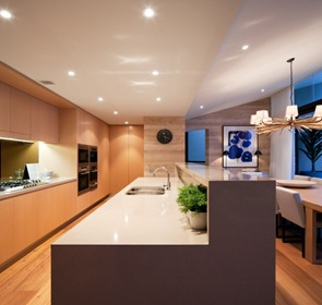 muebles diseño cocina con isla