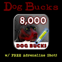 Dog Bucks – 8,000 + Adrln Shot logo
