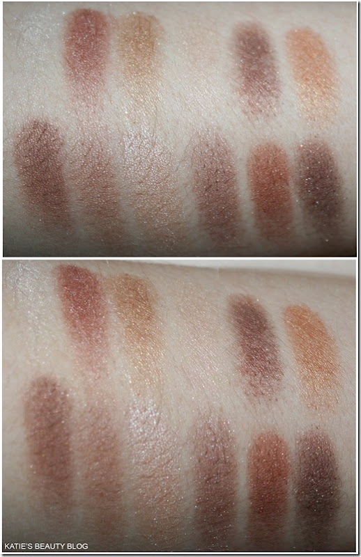Review Mua Professional Eye Primer: MUA Heaven & Earth Palette Swatches & Review!