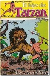 P00004 - El Hijo de Tarzan #4
