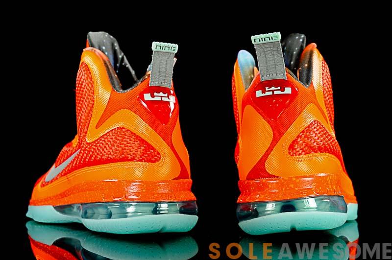 new concept a50bb de0c9 ... Check out LeBron James8217 Glowinthedark AllStar shoes8230 Again ...