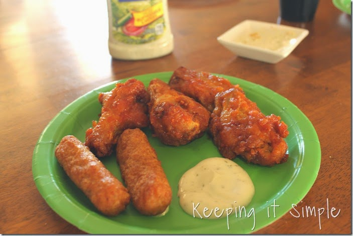 #ad Football-Game-Food-Ideas-Tyson-Wings #gametimehero (16)