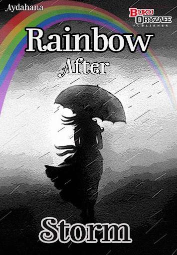 Novel Rainbow After Storm