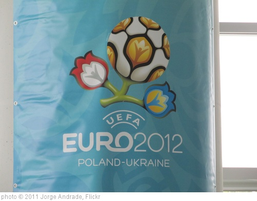 'Warsaw, Euro 2012' photo (c) 2011, Jorge Andrade - license: http://creativecommons.org/licenses/by/2.0/