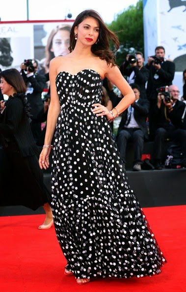 Moran Atias Closing Ceremony 71st Venice
