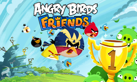 Angry Birds Friends Screenshot 1