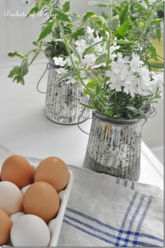 Kitchen bouquets