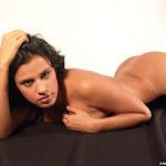 Andrea Rincon, Selena Spice Galeria 47 : Muy Sexy Sobre Una Tela Negra – AndreaRincon.com Foto 5