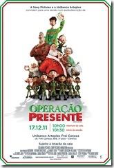 Operacao Presente - cartaz do filme